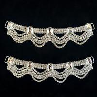 Crystal Bikini Connectors