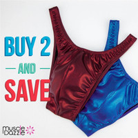 Men's Posing Trunks Offer: Buy 2 and Save