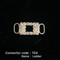 Middle Connector for Bikini Top - Ladder Style (104)