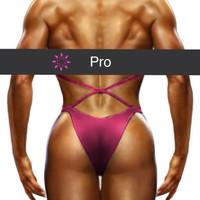 Figure Suit Back Coverage - Pro Cut