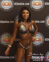 Black Crystal Competition Bikini