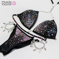Crystal Competition Bikini