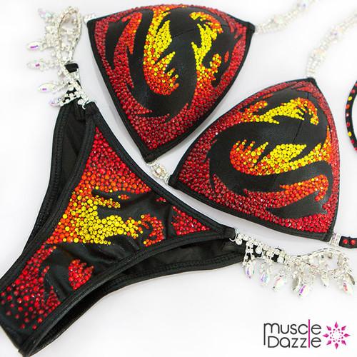 Dragon Crystal Competition Bikini