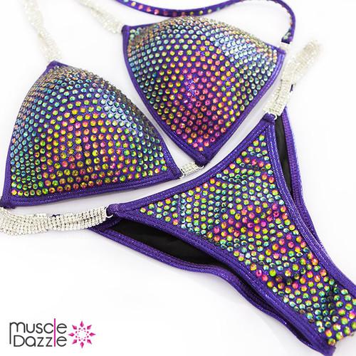 Rainbow Crystal Bikini