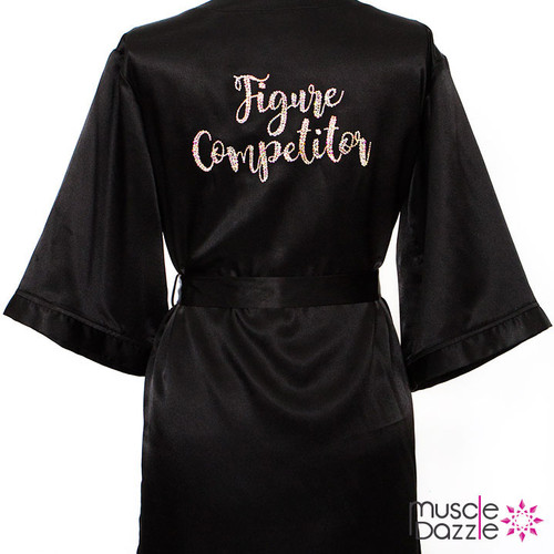 Figure competition robe
