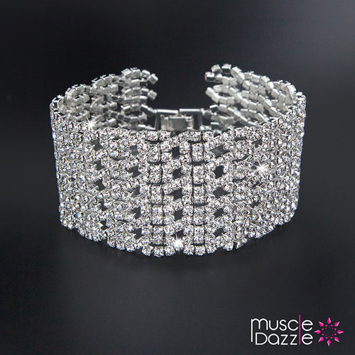 Stylish Bracelet | Crystal Figure Competition Jewelry