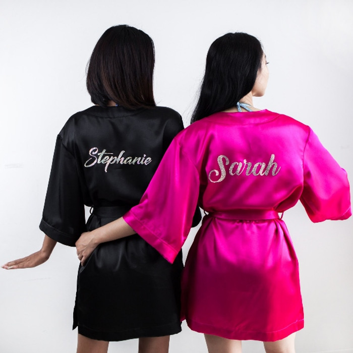 Personalized competition robe (RB000). Bikini Competition Robe 2ea3ca6f6