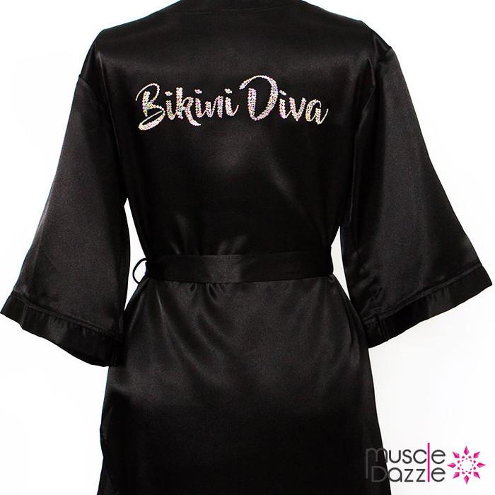 Bikini diva competition robe