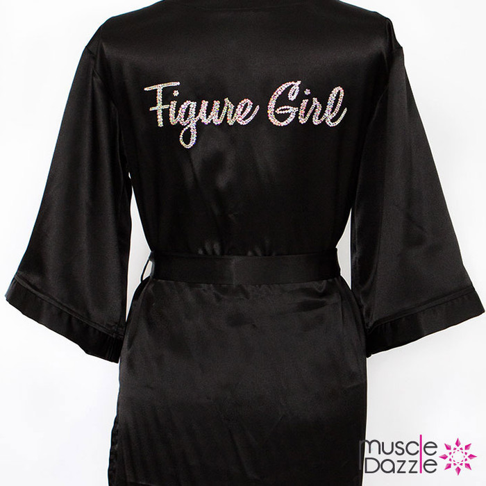 Figure Girl competition robe