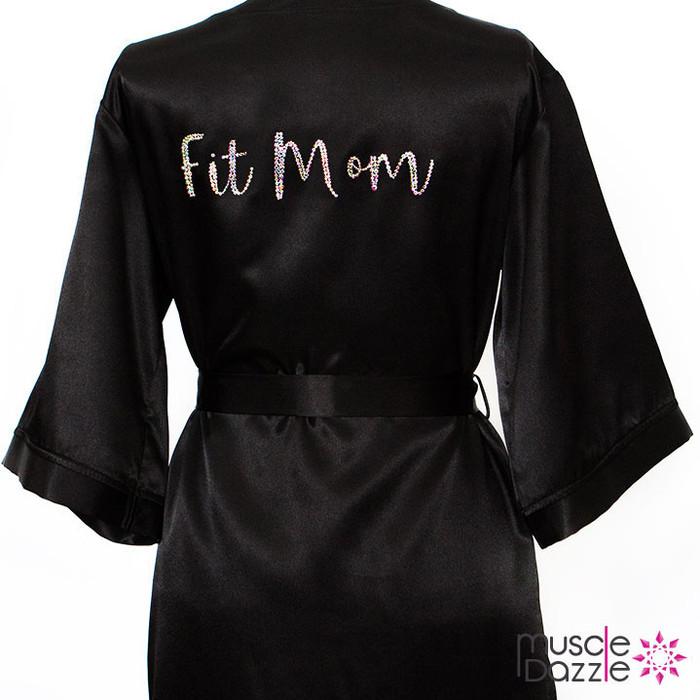 Fit Mom bikini or figure competition robe