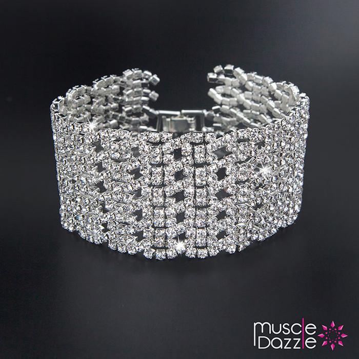 Stylish Bracelet | Crystal Figure Competition Jewelry