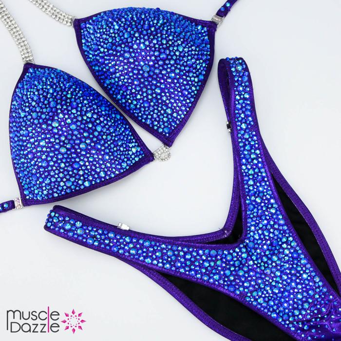 Sapphire Figure Suit