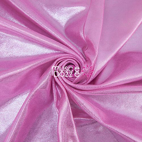 Pink competition bikini spandex fabric