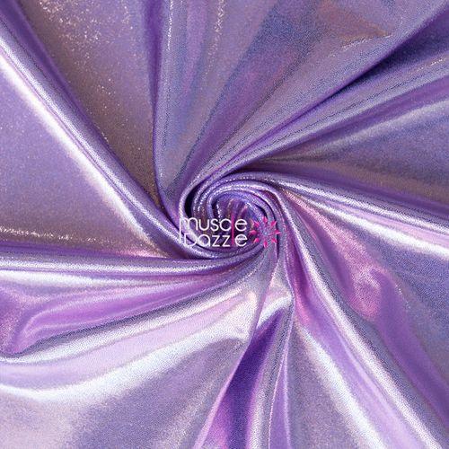 Lilac competition bikini spandex fabric