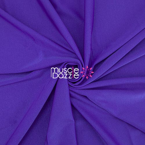 Lavender competition bikini spandex fabric
