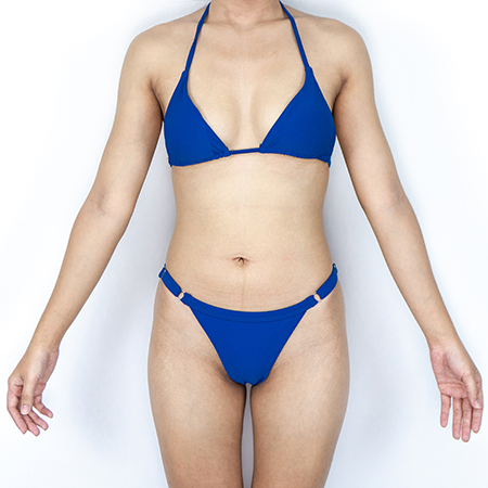 Recommended top to wear when taking progress photos