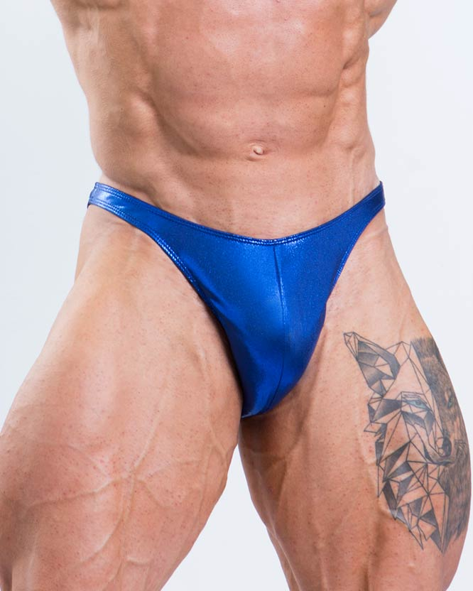 Posing Trunks Full Cut Front
