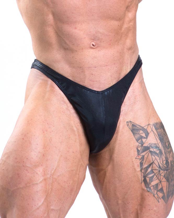 Posing Trunks Pro Cut Front