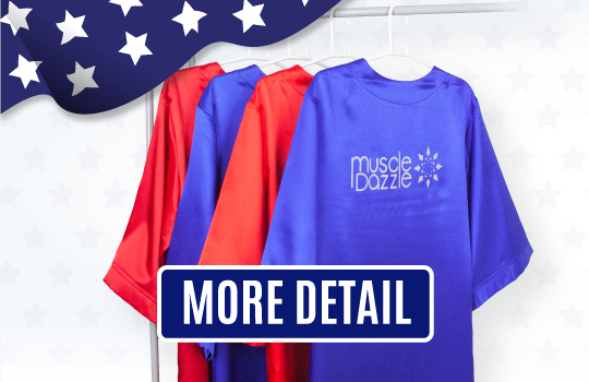 July 4th promotion - Get a FREE robe