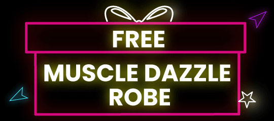 Muscle Dazzle Black Friday Sale