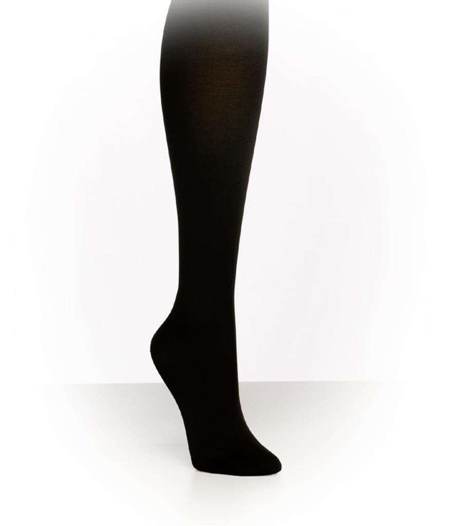 Genext Women's Opaque Knee-High Stockings
