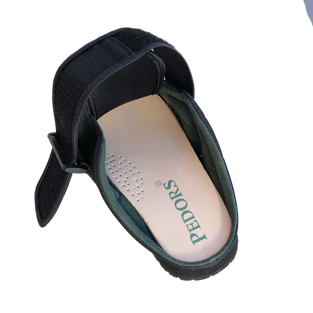 Pedors SL600 Open Backed Shoes For Lymphedema