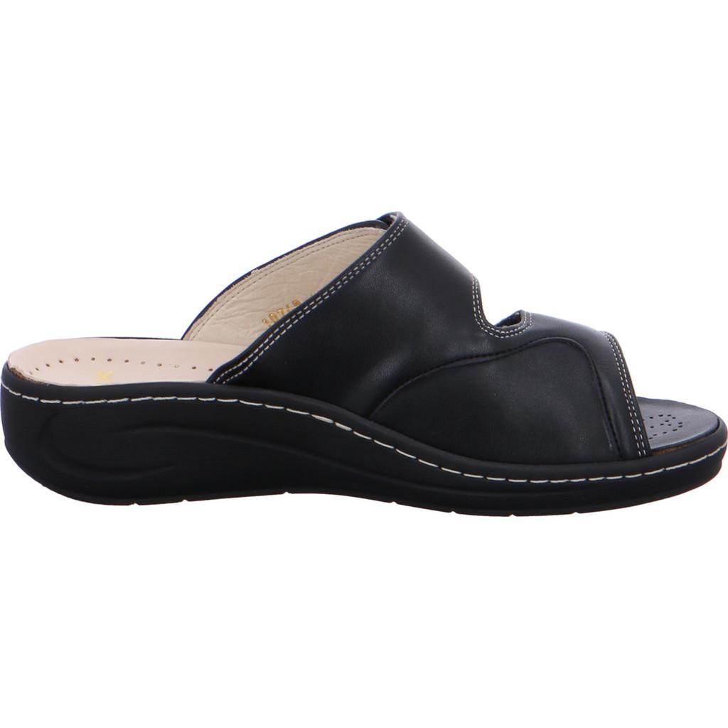 Fidelio Hallux Linz2 Bunion Slides Black
