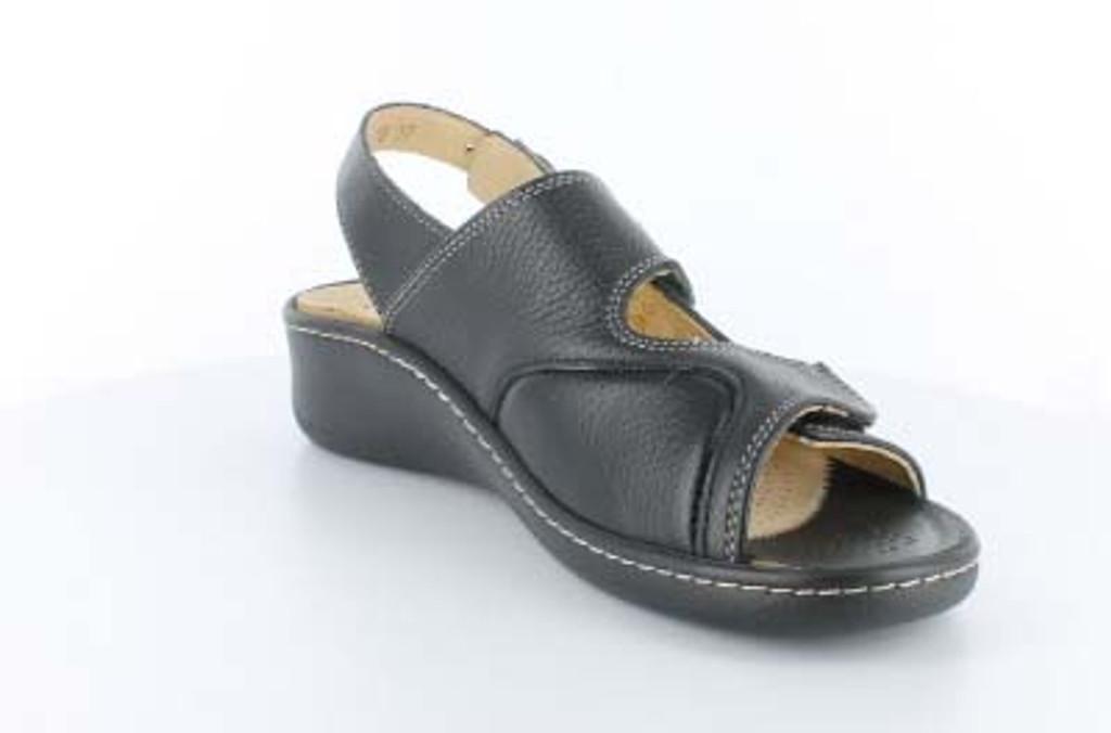 Fidelio Hallux Vienna2 Bunion Sandals Black