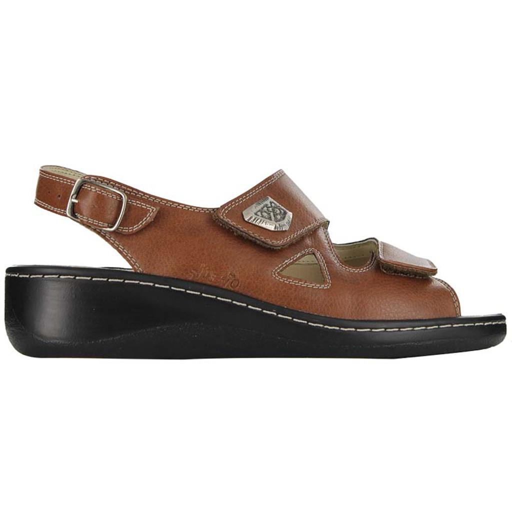 Fidelio Hallux Vienna2 Bunion Sandals Tan