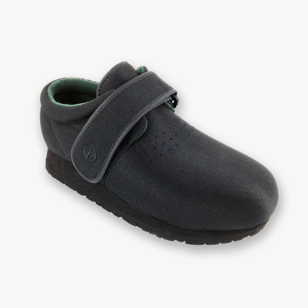 Pedors Classic Black Stretch Shoes For Arthritis
