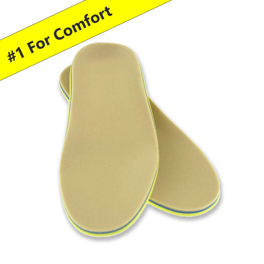 Pedors Heat Moldable Diabetic Inserts For Comfort