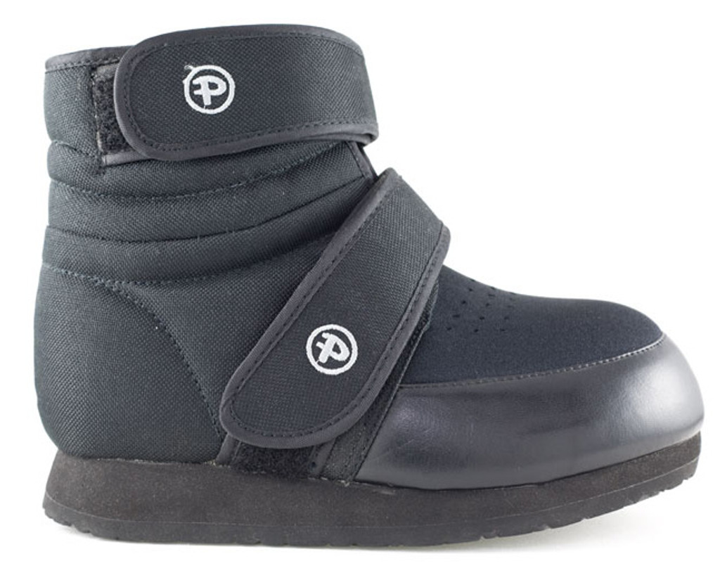 600-H High-Top Boot Profile