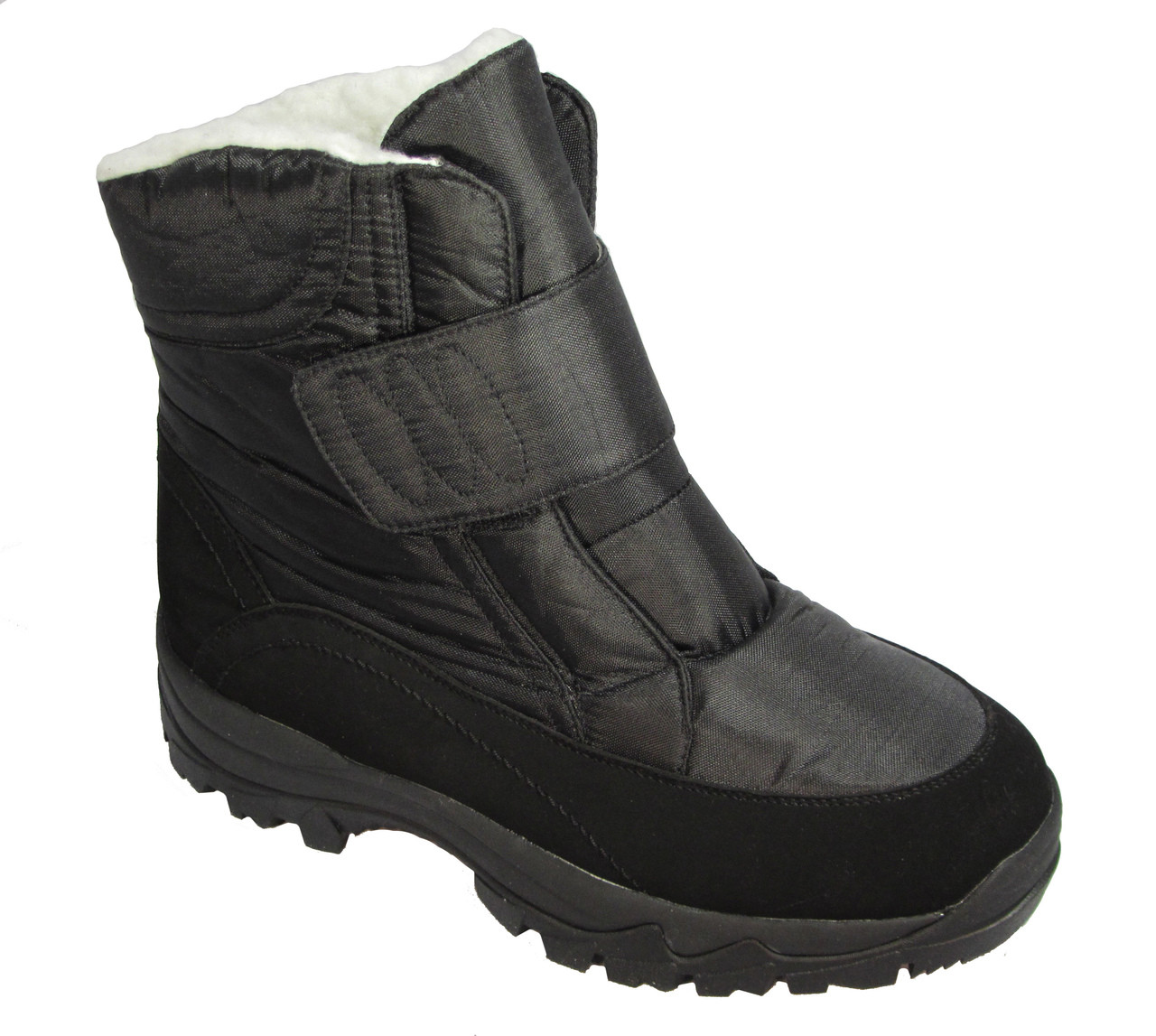 a74a6e4584f Ciabattas™ Waterproof Winter Half Boot - Velcro Closure