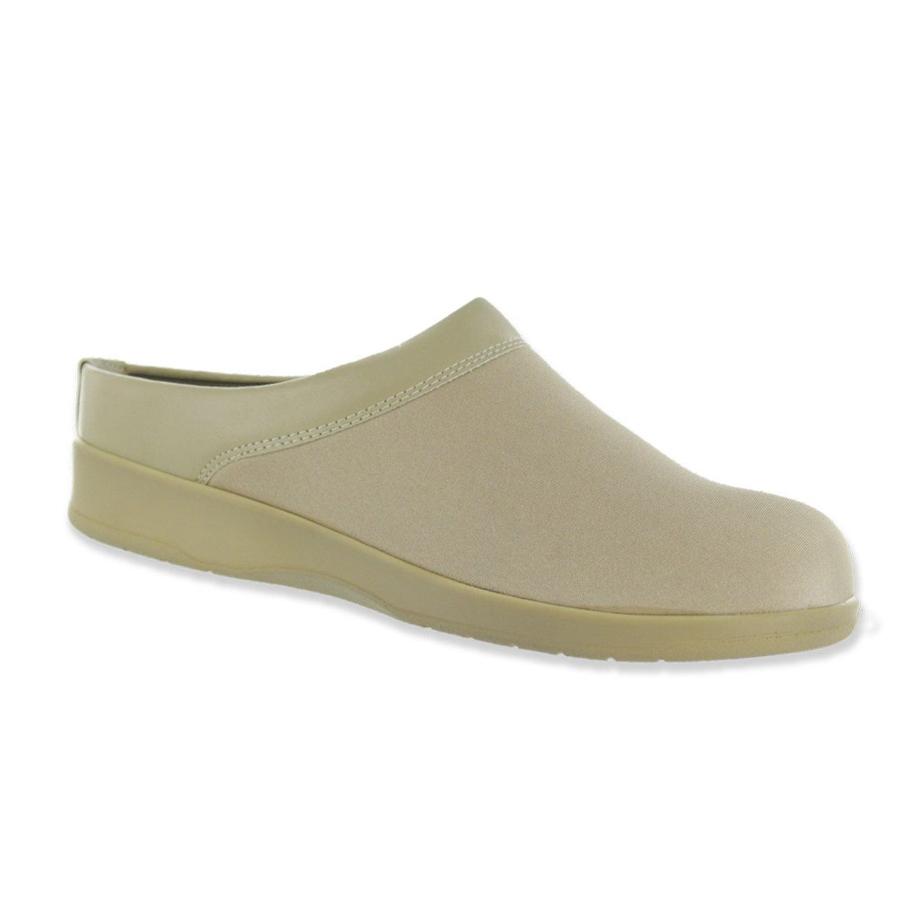 shop for authentic performance sportswear how to purchase Pedors Euro Style Stretch Clog / Mule For Women