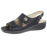 Fidelio Hallux Vienna2 Bunion Sandals Black