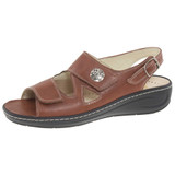 Fidelio Hallux Vienna2 Bunion Sandals Tan