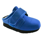Pedors Classic MAX Slides For Lymphedema BLUE (SL602) - Profile View
