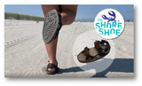 The Shore Shoe® - Get Some Stability On The Sand!