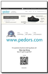 This Year's Pedors Catalog Now Available on Pedors.com