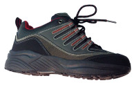 Genext Hiker Grey/Red Side View