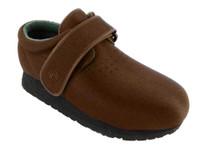 Pedors Clásico Marrón Zapatos Diabética Y Ortopédicos