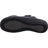 Hallux Vienna2 Bunion Sandals Black (43-4104-10)