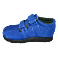 Pedors Classic MAX Stretch Shoes For Swollen Feet BLUE (MX602) - Instep