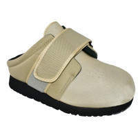 Pedors Classic MAX Slides For Lymphedema Beige (SL601) - Profile View