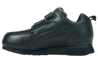 Pedors Stretch Walker Black 800 Stretch Orthopedic Shoes