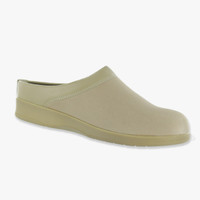 Pedors Clog Beige For Bunions