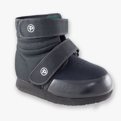 4159df2579 Orthopedic Boots For Swollen Feet High Top Style by Pedors