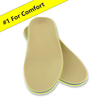 Pedors 3P Inserts For Comfortable Feet