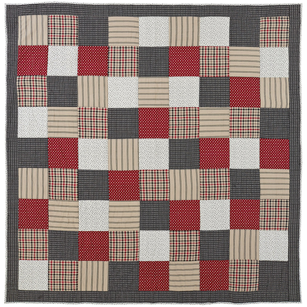 Victory Quilt Flat