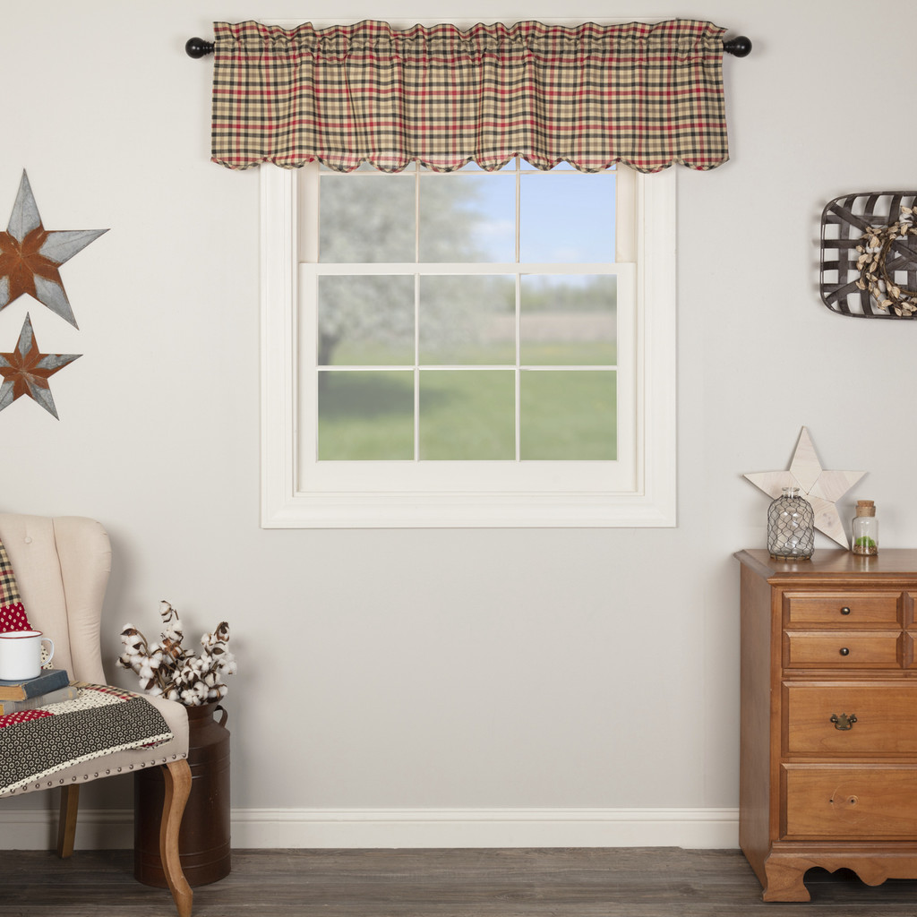 Victory Window Valance